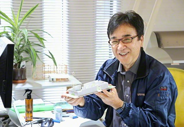 「人を元気に。地域の誇りに。それが広宣流布だと確信します」と中田さん