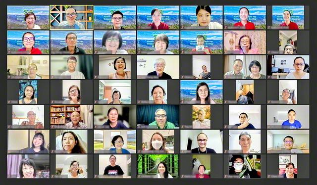シンガポールの「7・3」記念の集い