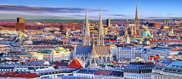 首都ウィーンの景観(写真提供=オーストリア政府観光局 ©Österreich Werbung,Photo by Julius Silver)