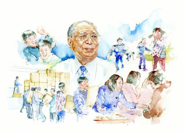 """東北の同志は、池田先生の言葉を心にきざみ、支え合って前進してきました。この""""支え合う心""""を受け継ぐのはみなさんです"""