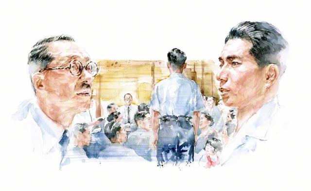 池田先生は、戸田先生との出会いの感動を自分で作った詩にこめて、伝えました