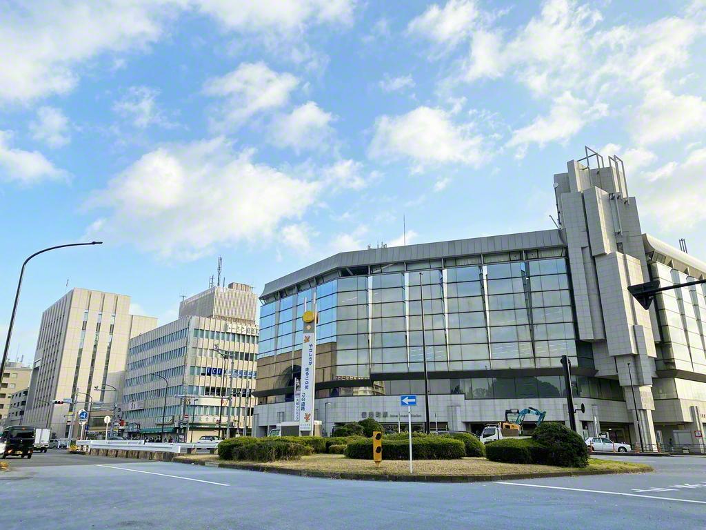 JR信濃町駅
